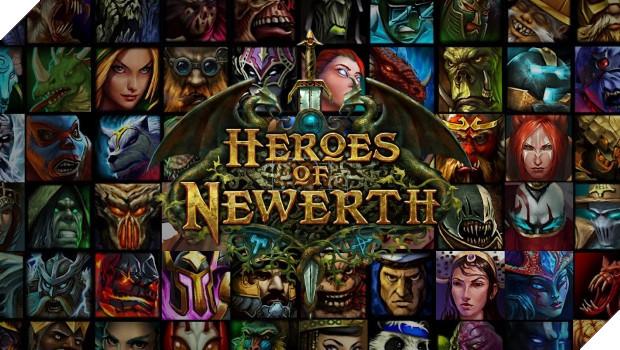 """Các vị tướng trong Liên Quân Mobile hóa ra là hàng """"đạo nhái"""" từ Heroes of Newerth"""