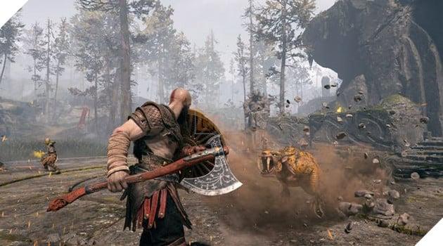 Mất bao lâu để hoàn thành God of War mới trên PS4?