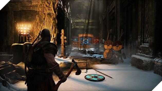 Mất bao lâu để hoàn thành God of War mới trên PS4? 2