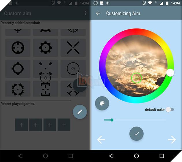 """Không cần bàn phím chuột, ứng dụng đổi """"tâm ngắm"""" này sẽ giúp gamer PUBG Mobile cải thiện đáng kể khả năng thiện xạ của mình"""