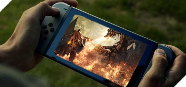 """Try-hard""Dark Souls trên Nintendo Switch - Giấc mơ còn xa"