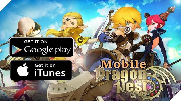 Kết quả hình ảnh cho Dragon Nest Mobile
