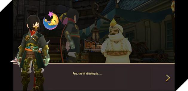 Một vài hình ảnh trong Dragon Nest Mobile phiên bản Việt