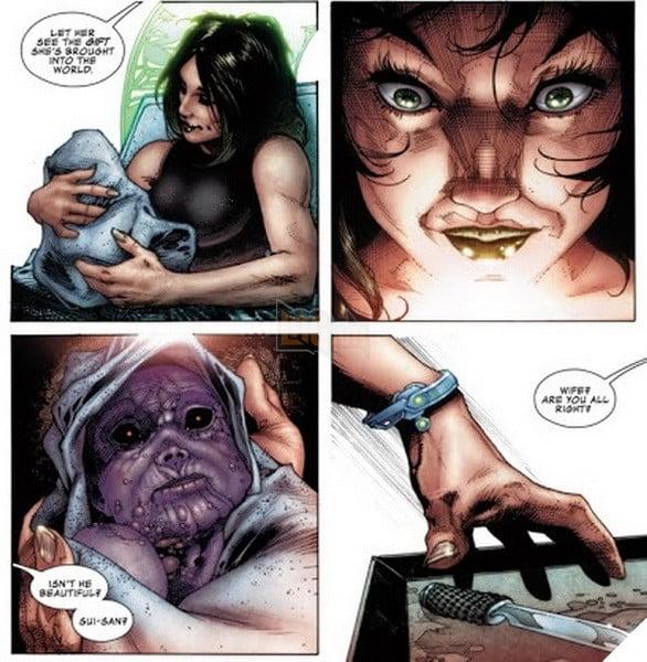 Thanos - Kẻ hủy diệt vũ trụ đáng sợ trong Avengers Infinity War là ai? 2