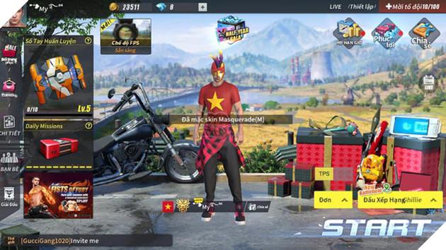 Cộng đồng game thủ Rules of Survival tới từ Việt Nam vô cùng đông đảo