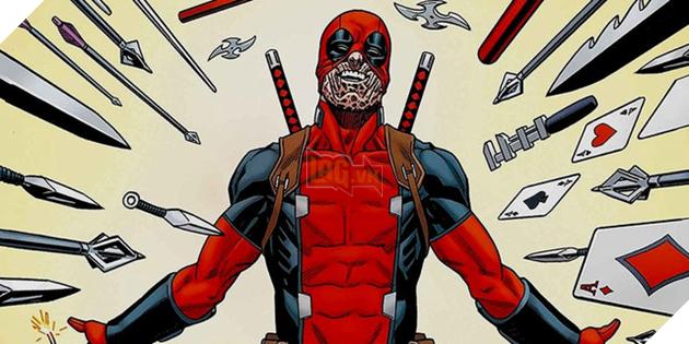 10 điều bạn cần biết về gã dị nhân kỳ quặc nhất của Marvel - Deadpool - Ảnh 10.