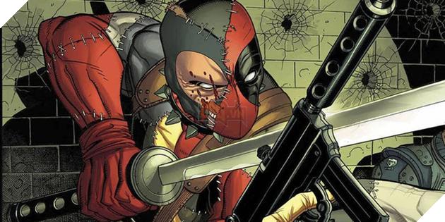 10 điều bạn cần biết về gã dị nhân kỳ quặc nhất của Marvel - Deadpool - Ảnh 6.