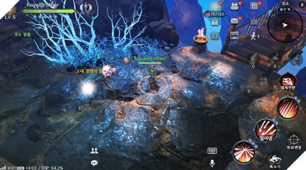 Royal Blood - Thưởng thức tuyệt phẩm MMORPG theo style PC ngay trên điện thoại