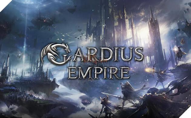 Gardius Empire - MMORPG di động mới toanh đến từ Gamevil