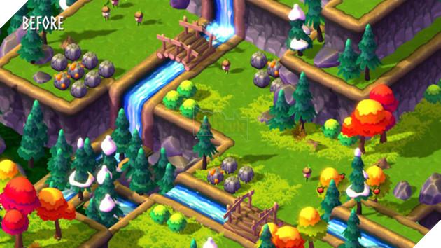 Norse - Game ARPG chủ đề Viking siêu hay chơi bằng 1 tay trên smartphone
