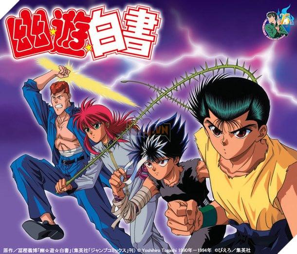 Nhất Dương Chỉ - Yu Yu Hakusho - vừa thông báo tung ra 2 tập Anime mới toanh trong tháng 10 năm nay 2