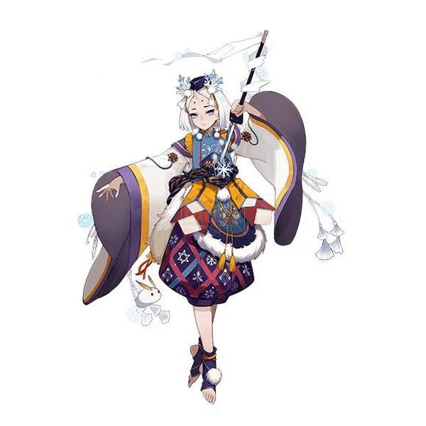Âm Dương Sư: Hướng dẫn Yuki Douji - Tuyết Đồng Tử sát thương SSR đa dụng bá đạo 11