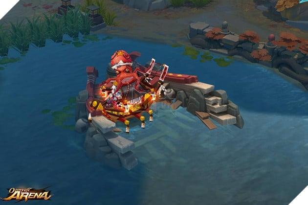 Onmyoji Arena - Những điều bạn cần biết về đi rừng và lợi ích mà Kraken với Orochi mang lại 4