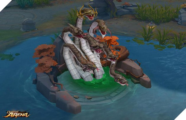 Onmyoji Arena - Những điều bạn cần biết về đi rừng và lợi ích mà Kraken với Orochi mang lại 5