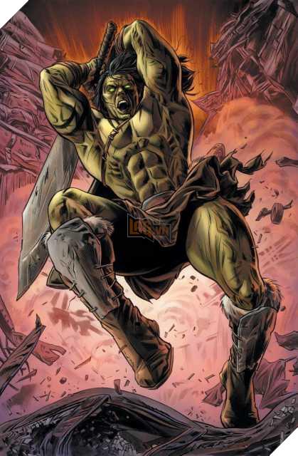 Skaar – con trai của Hulk trong một thực tại khác. Hắn sở hữu năng lực của  cha mình nhưng gấp nhiều lần hơn thế. Sức mạnh của Skaar lớn đến nỗi ...