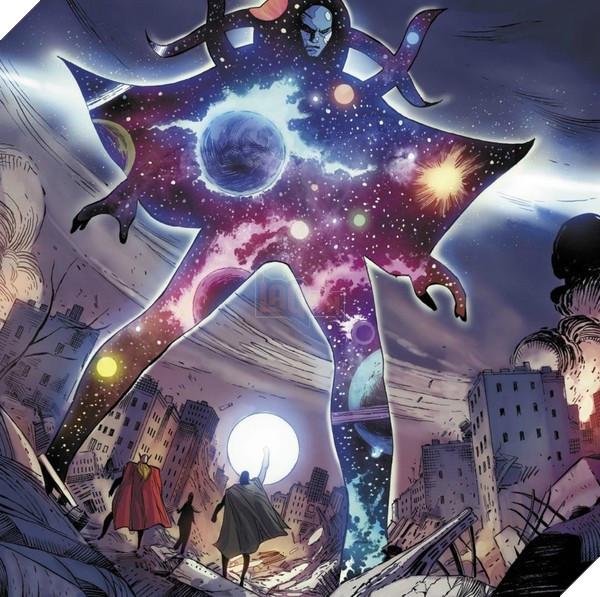 15 thực thể mạnh nhất vũ trụ Marvel - Thanos cũng chỉ là muỗi đối với họ 12