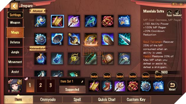 Onmyoji Arena - Những điều bạn cần biết về đi rừng và lợi ích mà Kraken với Orochi mang lại 6