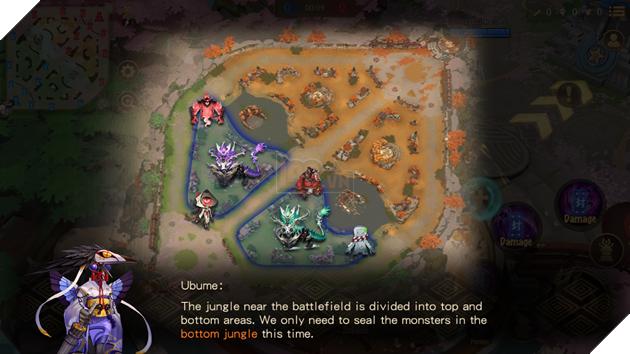 Onmyoji Arena - Những điều bạn cần biết về đi rừng và lợi ích mà Kraken với Orochi mang lại 2