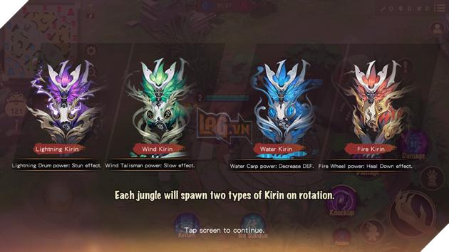 Onmyoji Arena - Những điều bạn cần biết về đi rừng và lợi ích mà Kraken với Orochi mang lại 3
