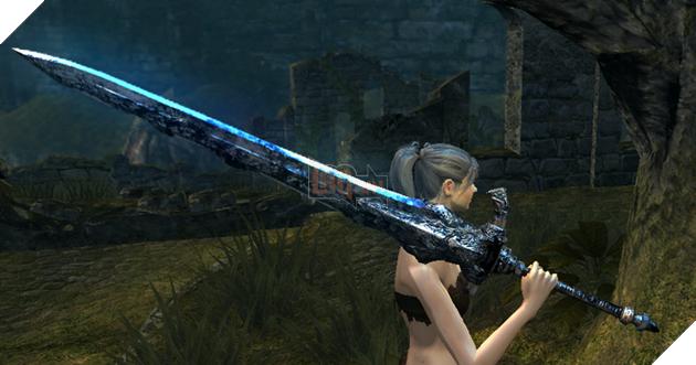 Blade & Soul: NCsoft hé lộ class thứ 11 sử dụng Đại Kiếm cực ngầu 5