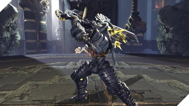 Blade & Soul: NCsoft hé lộ class thứ 11 sử dụng Đại Kiếm cực ngầu 2