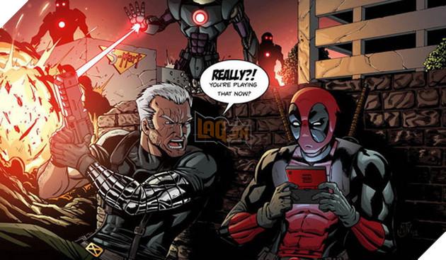 Deadpool 2: Cable là ai và 8 điều bạn cần biết về nhân vật bí ẩn này 4