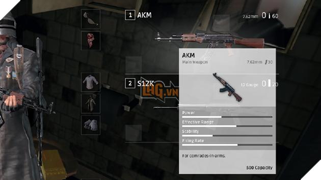PUBG Mobile China - tổng hợp những loại súng mạnh được sử dụng nhiều nhất trong Game 2