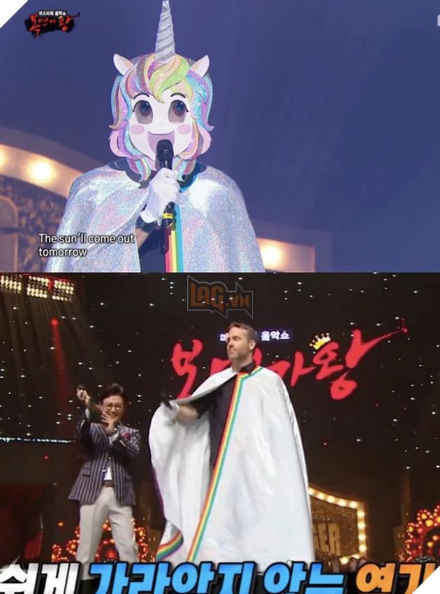 Sau khi chọc ghẹo David Beckham xong, Deadpool ngay sau đó đã bay qua Hàn Quốc thi hát