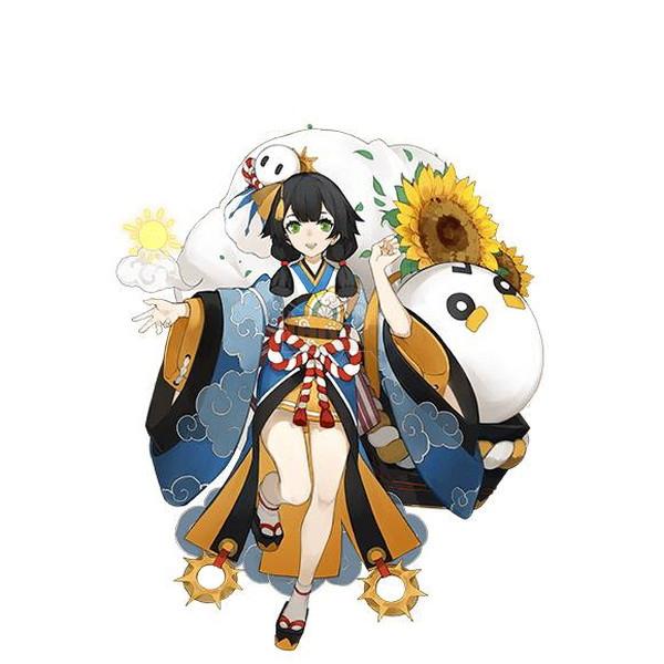 Âm Dương Sư: Hướng dẫn Hiyoribou - Thức thần hồi máu bị động siêu mạnh ở late game 4
