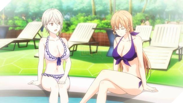 Image result for shokugeki-no-souma 18+ scene