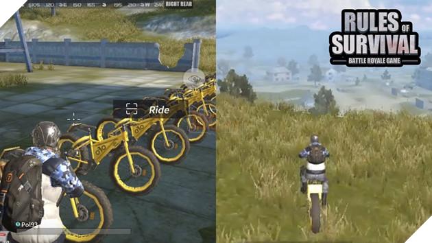 Image result for rules of survival battle royale bike