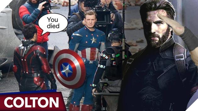 Nội dung Avengers 4 vừa bị hé lộ: Captain America chắc chắn sẽ hy sinh?