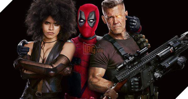 Deadpool 2 dự tính đạt doanh thu mở màn lên đến 350 triệu USD