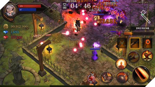 Chơi ngay Dungeon Chronicle - Diablo phiên bản chibi cực đáng thử qua trên Mobile