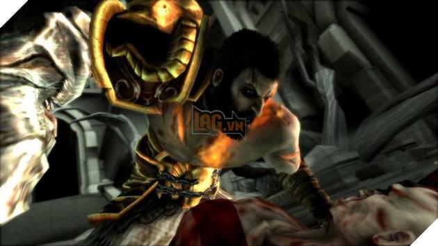 Cốt truyện God of War: Ghost of Sparta - Anh em tương phùng 5