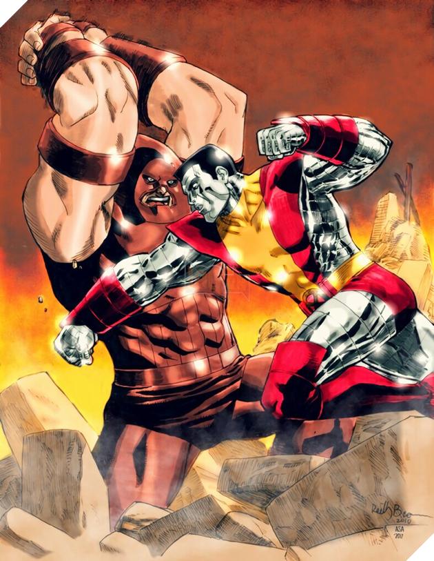 Juggernaut là ai và năng lực của gã đô con này là gì? 3