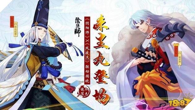 Inuyasha và Sesshomaru là ai mà game Âm Dương Sư phải cất công mời về cho bằng được 15