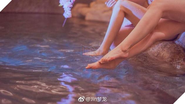 Cùng ngắm nhìn dàn mĩ nhân cosplay Âm Dương Sư cùng nhau...tắm suối nước nóng 8
