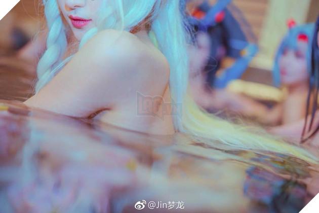 Cùng ngắm nhìn dàn mĩ nhân cosplay Âm Dương Sư cùng nhau...tắm suối nước nóng 5