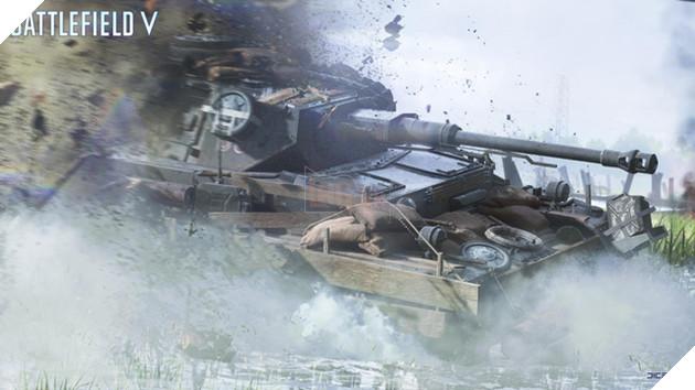 Tất tần tật những điều cần biết về bom tấn Battlefield V