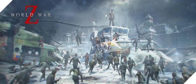 Image result for world war z game