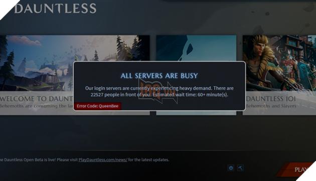 Dauntless Fps Fix