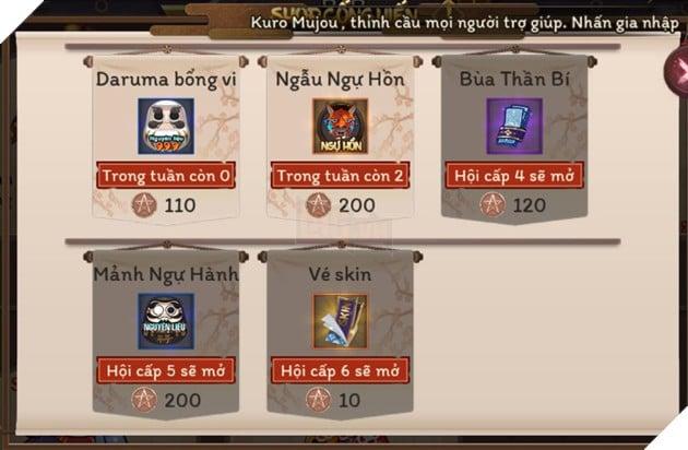 Âm Dương Sư - Làm sao để Farm Daruma đen nhanh nhất  8