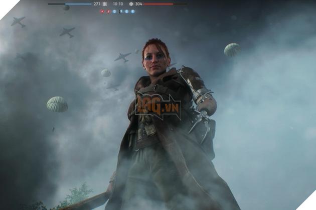 Giám đốc hãng DICE khẳng định vẫn giữ nguyên ý tưởng về nhân vật nữ trong Battlefield V
