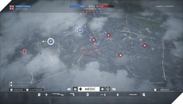 Trong Battlefield 1, chế độ Conquest (Đổi tên thành Assault) không được game thủ đón nhận