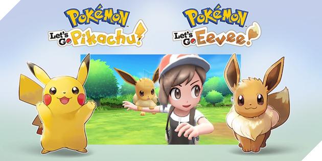 Bom tấn Pokemon thế hệ mới chính thức lộ diện trên Switch, ra mắt ngay trong năm 2018 - Ảnh 2.