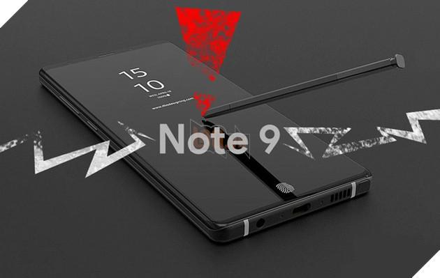 Rò rỉ hình ảnh đầu tiên của Galaxy Note 9, có vẻ Samsung sẽ tiếp tục nhàm chán - Ảnh 1.