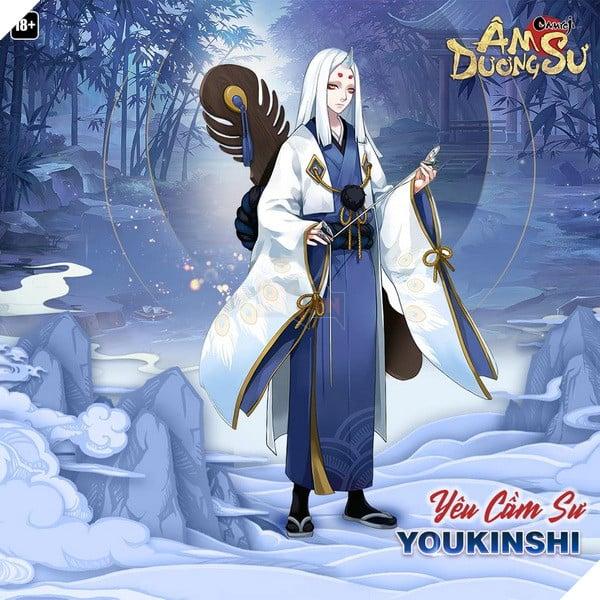 Âm Dương Sư: Hướng dẫn Youkinshi - Thức thần đẩy tốc PvP đặc biệt nhất game 4