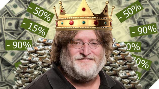 Tưng bừng khuyến mại, Steam giảm giá hàng loạt game khủng xuống còn 1 USD