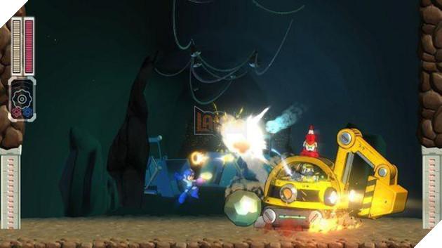 Sau 8 năm ngủ quên, huyền thoại Mega Man đã chính thức trở lại